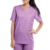 Hospital doctor fashionable staff picture nurse uniform dress pink
