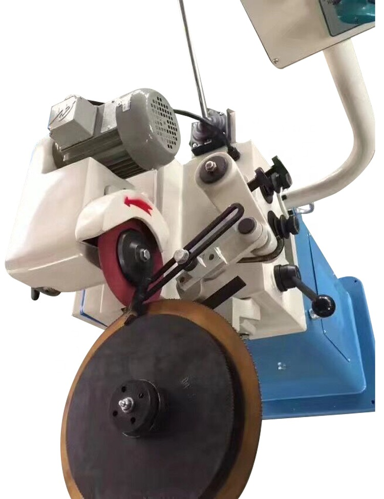 Manufacture sells HSS Saw Blade Sharpening Machine Grinding Sharpener Grinder CNC automatic