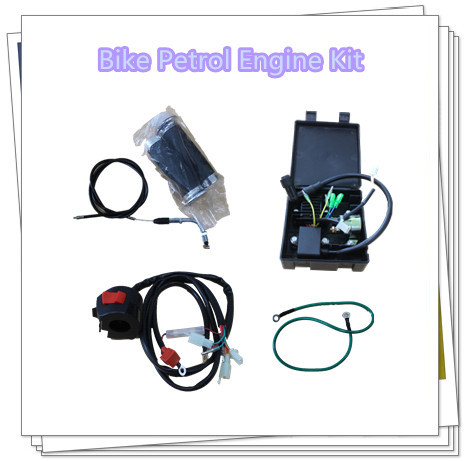 2 Stroke 80cc Gasoline/motor Bicycle Engine Kit /bt-80