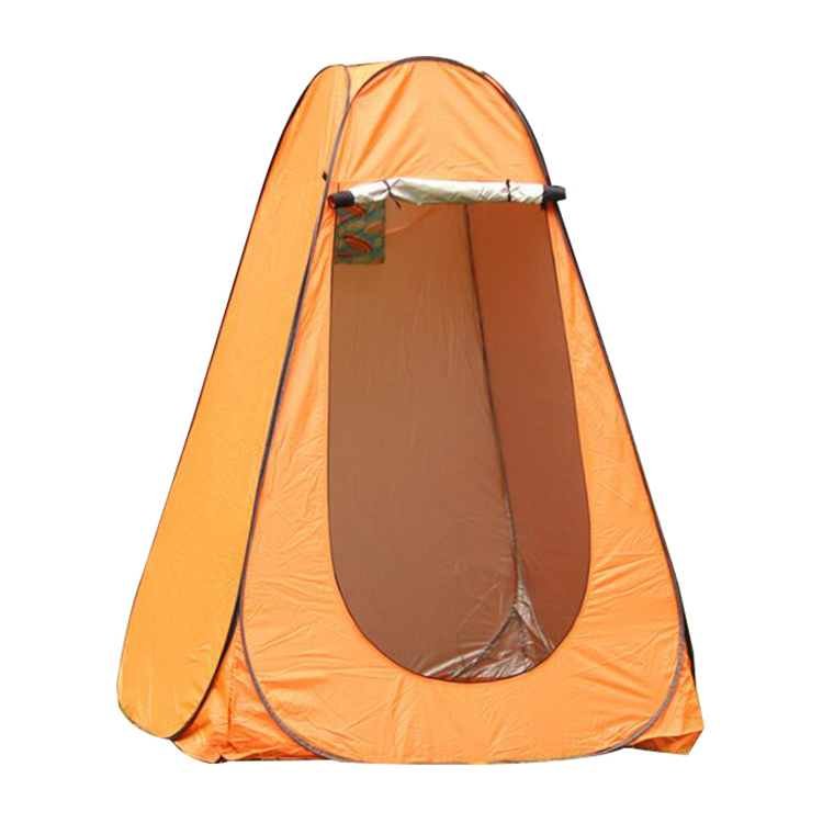 Instant Pop Up camping Travel Toilet shower tent