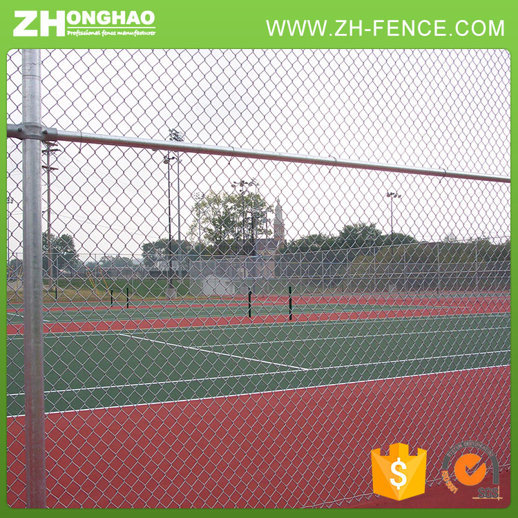 Cheap Price Chain Link Fence Panels Pvc Chain Link Fencing