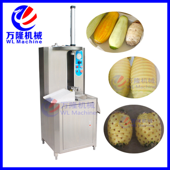 water peeling machine