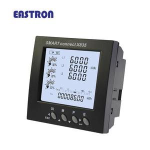 SMART Connect X835MV  Three-phase Multifunctional 333mv Ct Connect  RS485 And Mudbus Communication Digital Power Meter