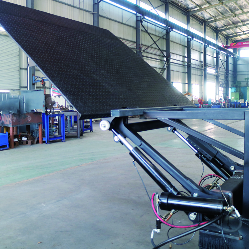 Hydraulic Lift Tailgate : Kg hydraulic truck tailgate lift with promotion price