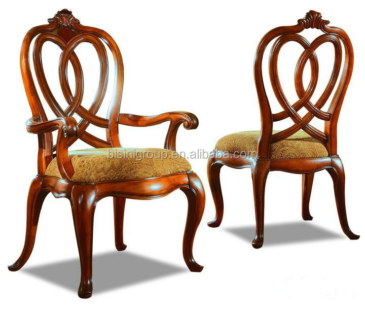 Chippendale Antique Wood Chair In English Style BF11 0508a
