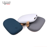 2017 cool fashion stone power bank from Shenzhen factory/portable power bank with latest hot design mobile charger