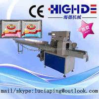packaging industry disposable product pack machinery