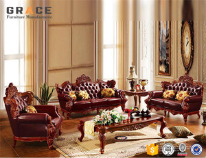 Miraculous B1318 Cheap Cleopatra Red Leather Sofa Contemporary Furniture Luxury Designs Gmtry Best Dining Table And Chair Ideas Images Gmtryco