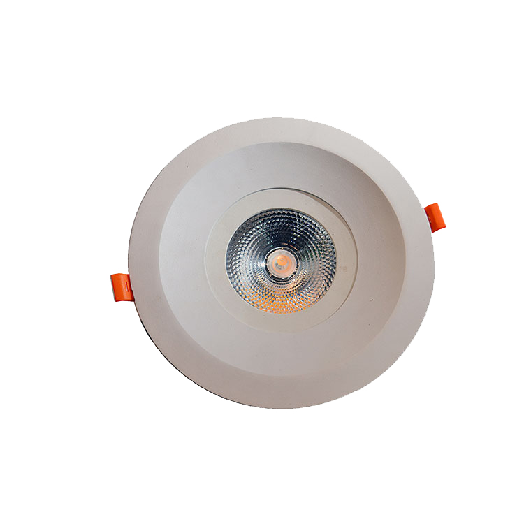 High efficiency Ceiling Led Spot Downlight Anti-glare 10w Led Down Light
