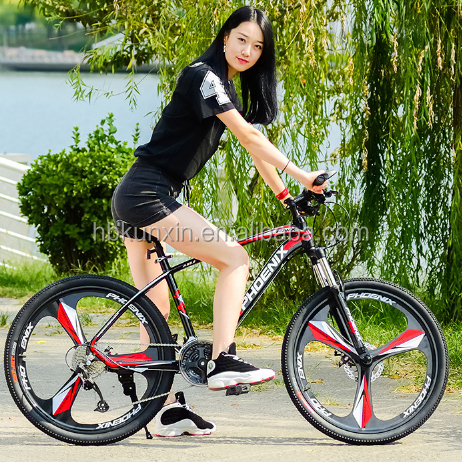26inch factory direct selling disc brake mountain bike used bike/full suspension mountain bike