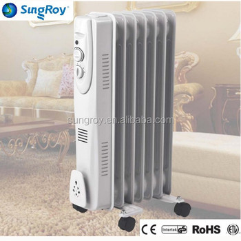 Sungroy Oil Heater Electric Heater Type And Bedroom,Living Room Use  Oil Filled Radiators