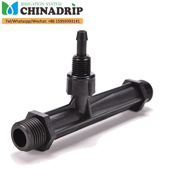 3//4 Inch Venturi Fertilizer Mixer Injectors Agriculture Irrigation Tube