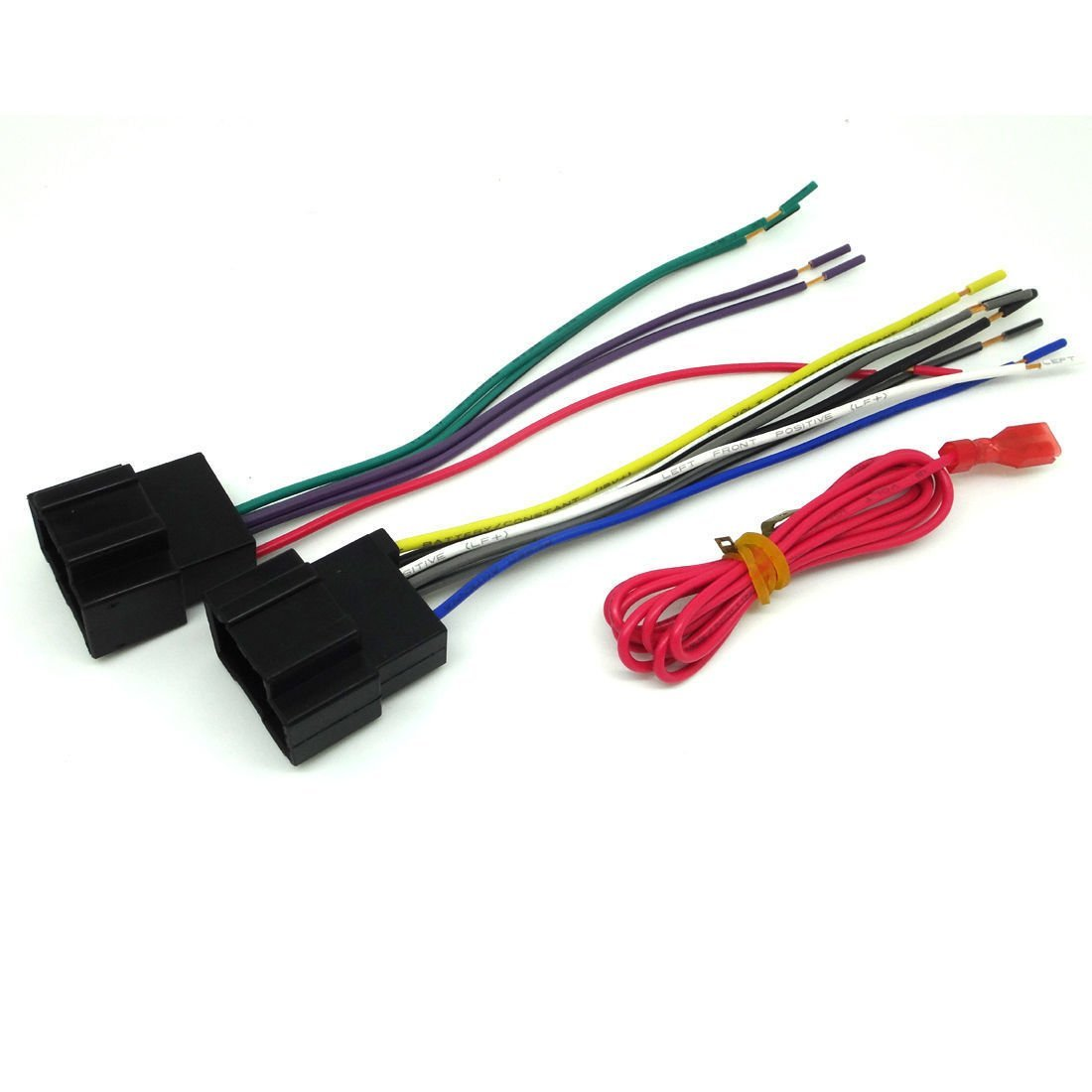 Buy ConPus GM CAR STEREO CD PLAYER WIRING HARNESS WIRE ... on