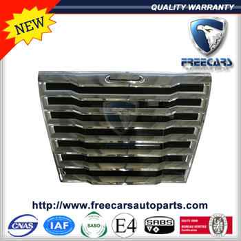 Top quality chromed grille for America truck Freightliner Argosy new grille
