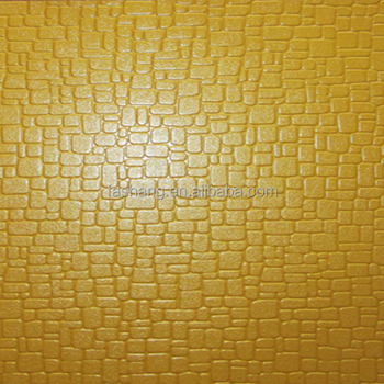 Sand stone design MDF panel 3D wall decoration, View 3D wall ...