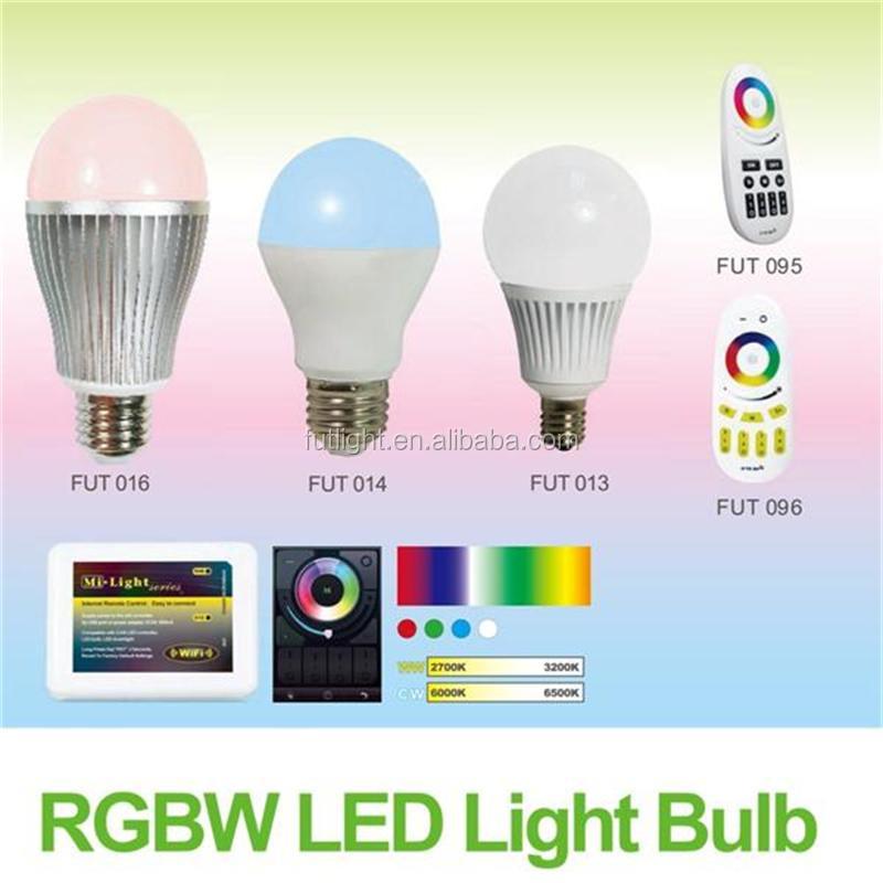 Mini Dimmable G9 Led Bulb Mi.light Rgb Color Changing Led Lights ...
