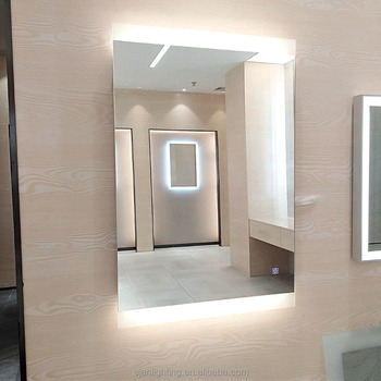 Economical Anti Fog Film Smart Led Lighted Mirrors For Bathrooms