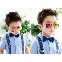 2016 Fashion New Design Children Kids Sunglasses 100% UV Protection Sun Glasses For Children Baby Girl Boys lunette de soleil Z2