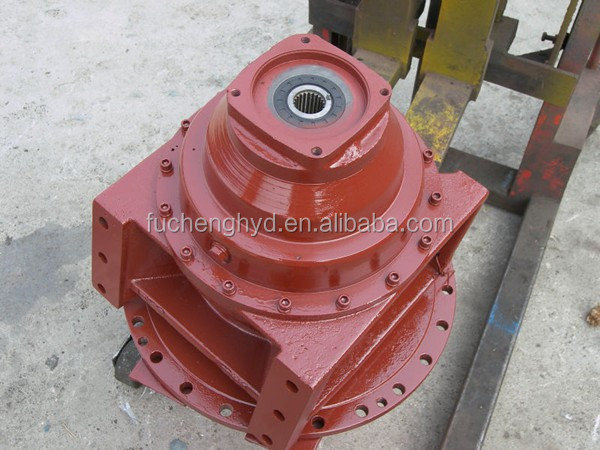 Gearbox Mechanical Power Transmission FC130 Series Reduction Gearbox for Concrete Mixer