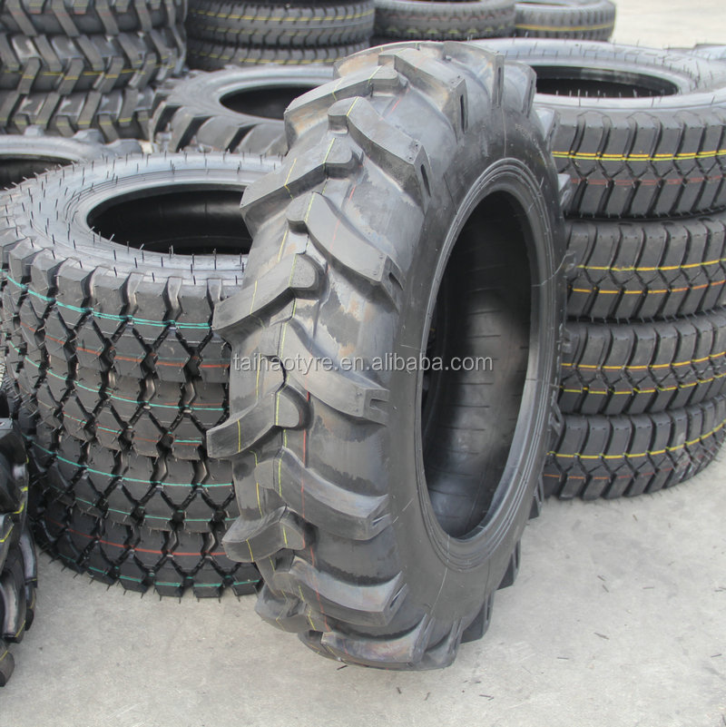 Backhoe Tire Brands : China factory tractor tire r tt taihao brands