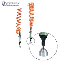Pneumatic Hand-held Screw Caps Capper/Capping Machine
