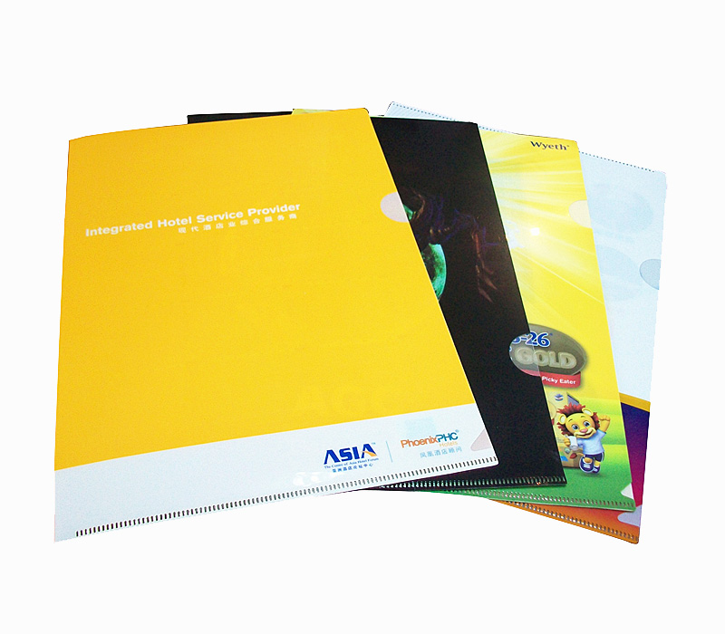 Office Supplies Pp L Shape File Folder Custom Plastic L Folder Printing -  Buy Office Supplies Pp L Shape File Folder,Pp L Shape File Folder