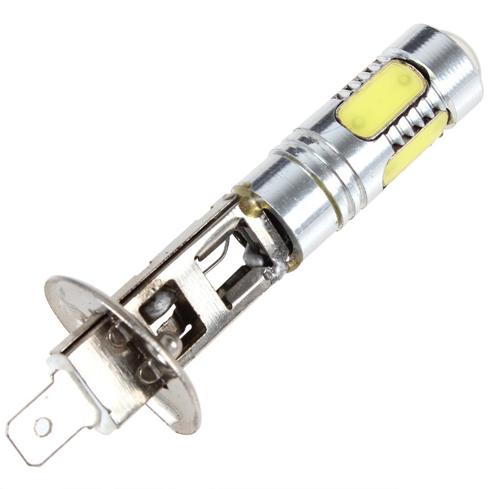 Продажи H1 универсальный 12 В 5 x 1.5 Вт из светодиодов высокой мощности супер яркий фары автомобиля из светодиодов противотуманные фары или задний указатель поворота