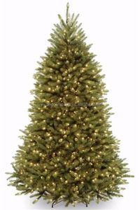 Bes Choice Products Six Foot Premium Hinged Artificial Christmas Pine Tree