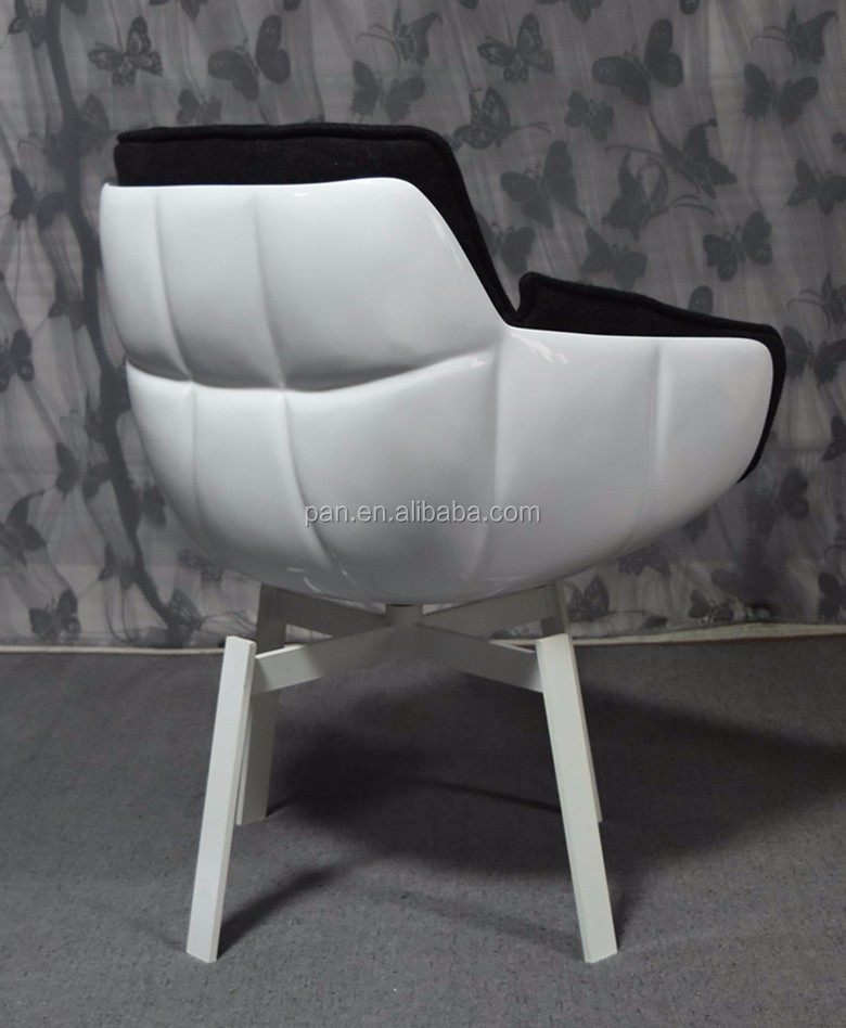 Replica modern designer chairs swivel husk chair by for Imitation designer chairs