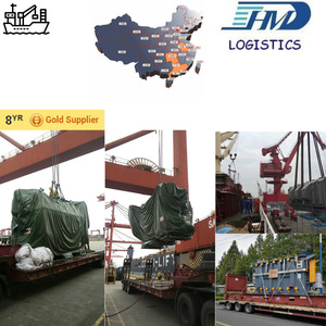 BREAK BULK SHIP Tank and Large machinery sea shipping service from Shanghai to Africa