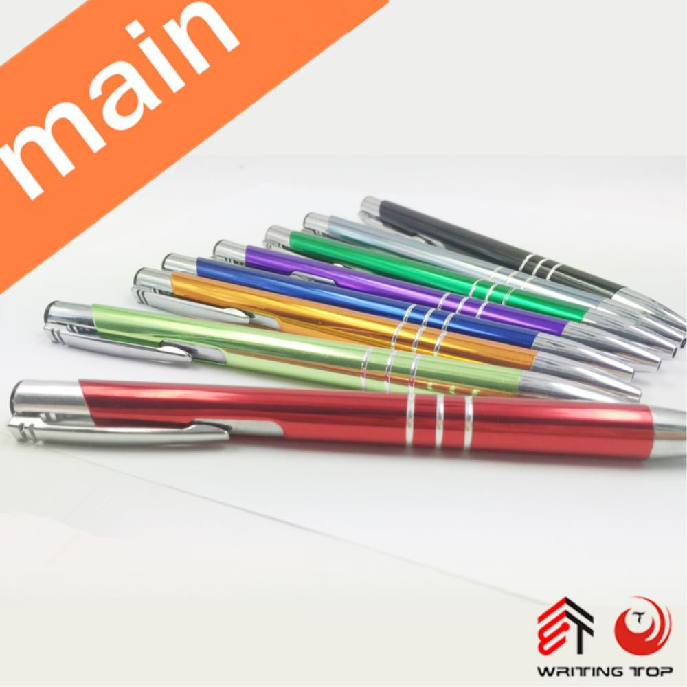 luxury office metal ball pen