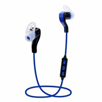 2017 newest earphone wireless earphone ,earphone bluetooth for Compatible with all bluetooth devices