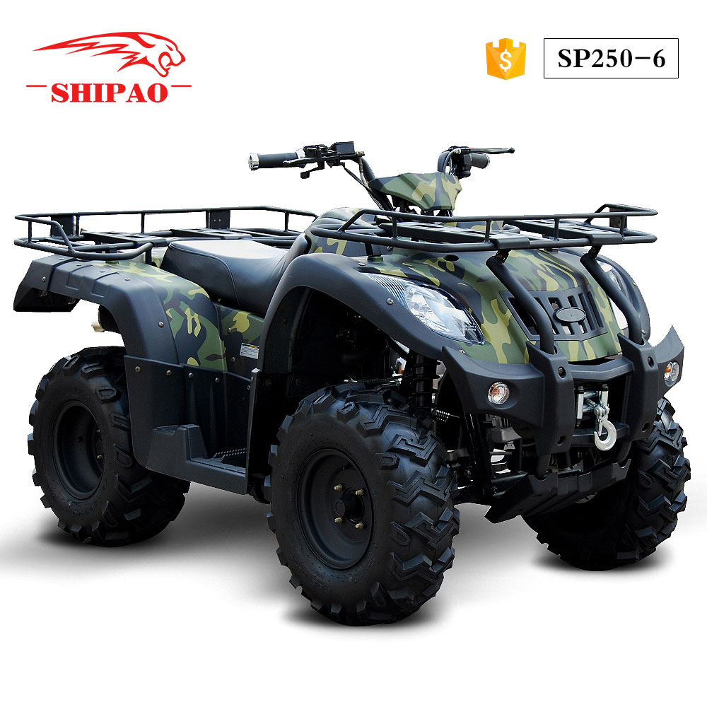 SP250-6 Shipao multi-role tractor supply atv