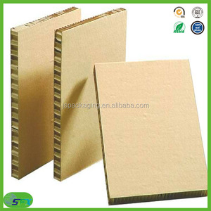 China manufacturer waterproof honeycomb paper board/Pineapple paper honeycomb/Recycled corrugated cardboard wholesale