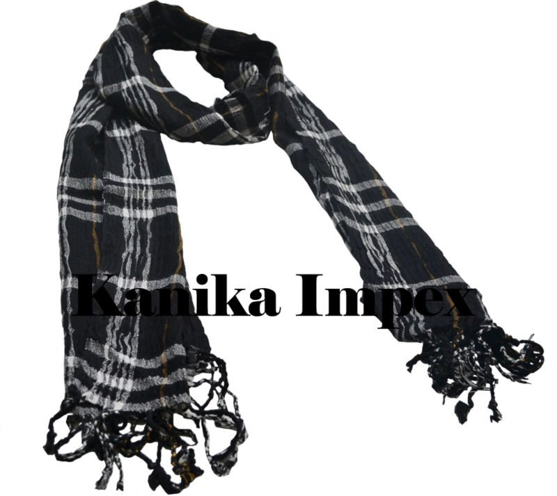 Viscose Woven Scarves & Stoles