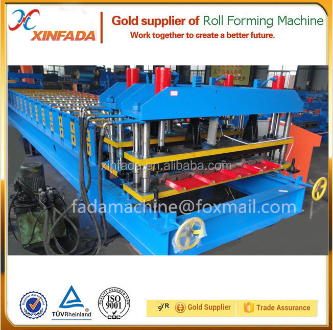 Cold Roofing Roll Forming Machine/Profile Bending Machine