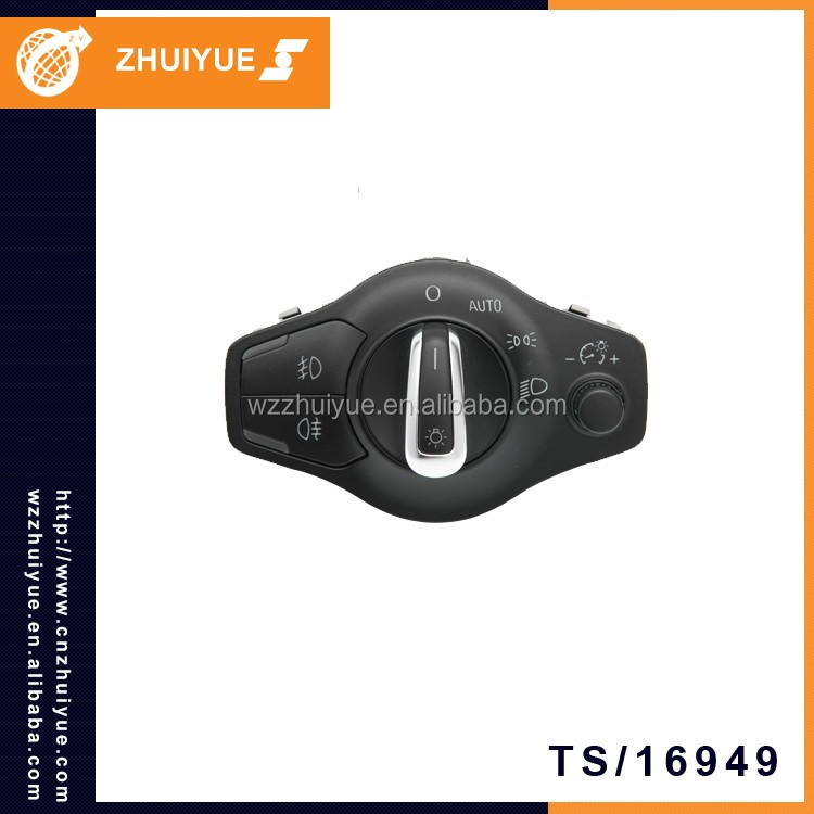 ZHUIYUE Products To Sell Online 8K0 941 531AS Headlight Switch For AUDI A4L/Q5