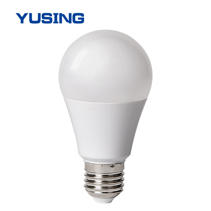 A60 Plastic 220 Degree LED Lamp Bulb 5W 7W 9W 11W 15W 18W E27 Bulb LED Light