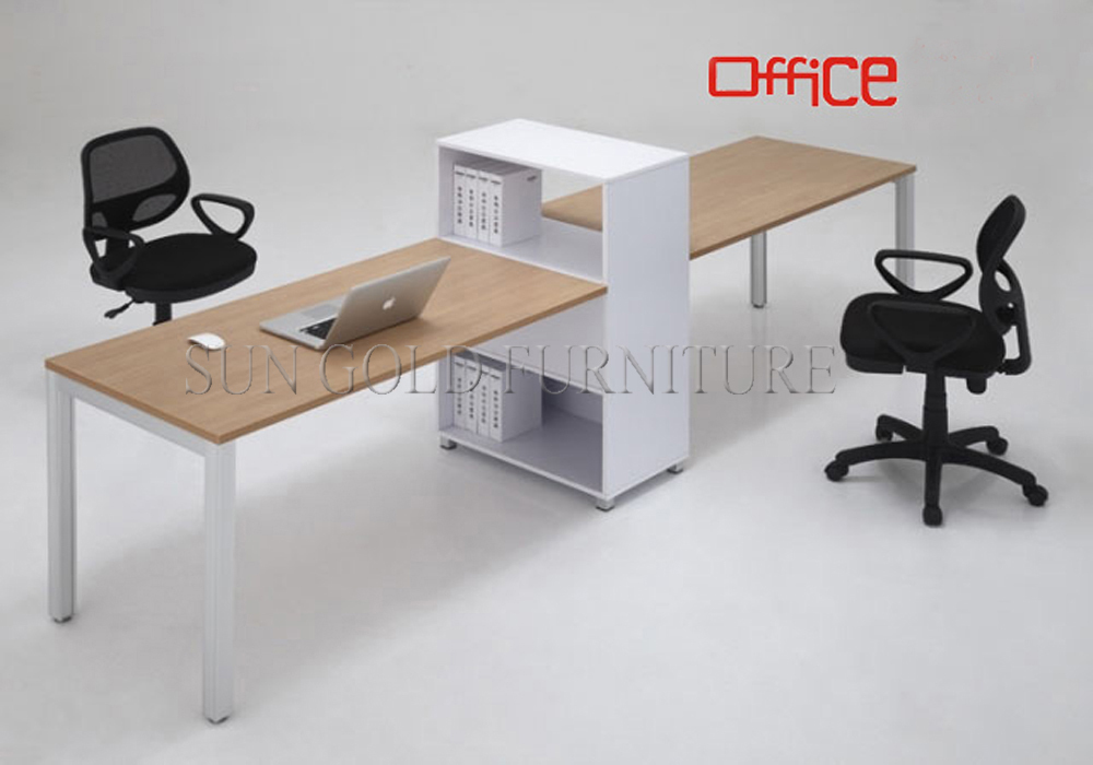 Commercial Furniture Straight Office Desk Divider Workstation Sz