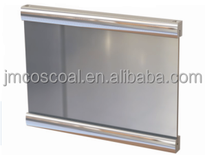 aluminium profile interactive projector screen touch screen