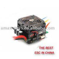 esc-er150a Brushless ESC for 1/5, 1/8 Car parts (Competition Race),rc toy parts