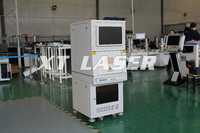 Violet Ray Laser Marking Machine for plastic