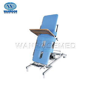 DD-1 Medical Physiotherapy Manual Tilt Table With Great Price