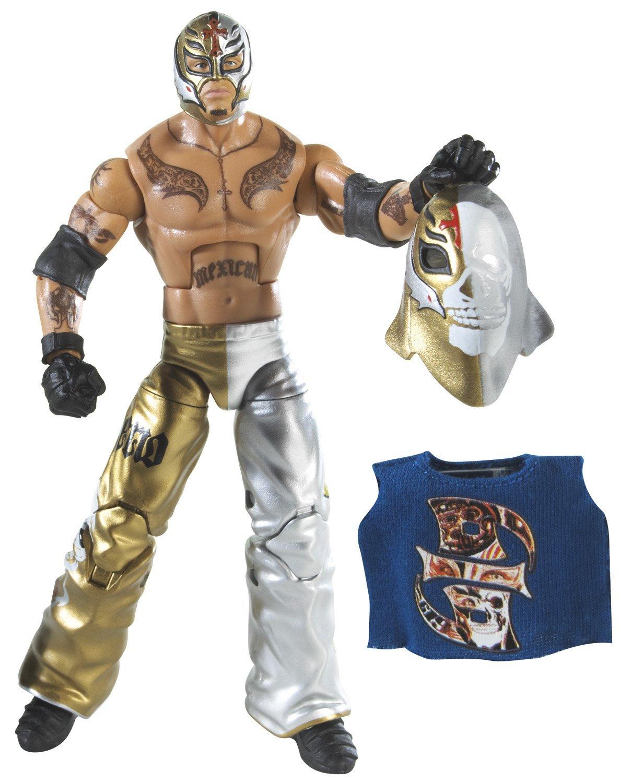 WWE REY MYSTERIO Figure Summerslam Heritage Basic Mattel