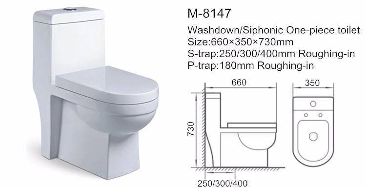 China Sanitary Ware Importers Ceramic Eastern Western Toilet Price - Buy  Western Toilet,Western Toilet Price,Eastern Western Toilet Product on