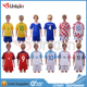 Wholesale cheap soccer jersey youth kids football uniform