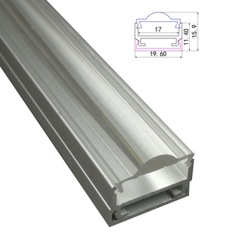 Aluminum Alloy Ceiling Mounting Frame Profile For Led Panel Light