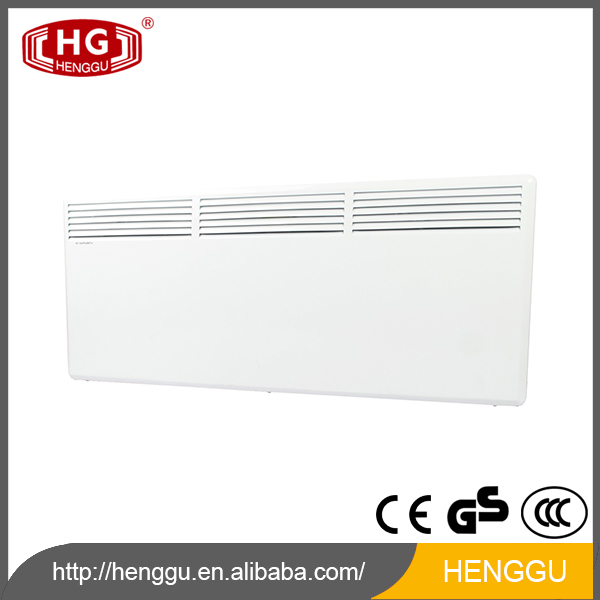 HG convector 1000W heater electric wall heater with timer