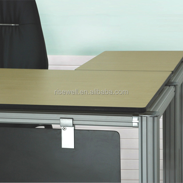 Debo compact laminate latest office table design Multi-function computer desk