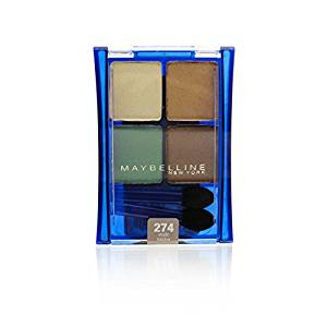 Maybelline ExpertWear Eye Shadow Quads 274 Mystic Meadow